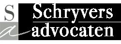 Schryvers advocaten Logo